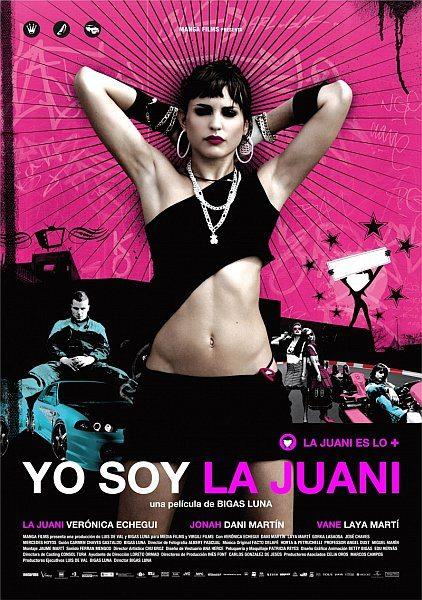 Меня зовут Хуани - Yo soy la Juani