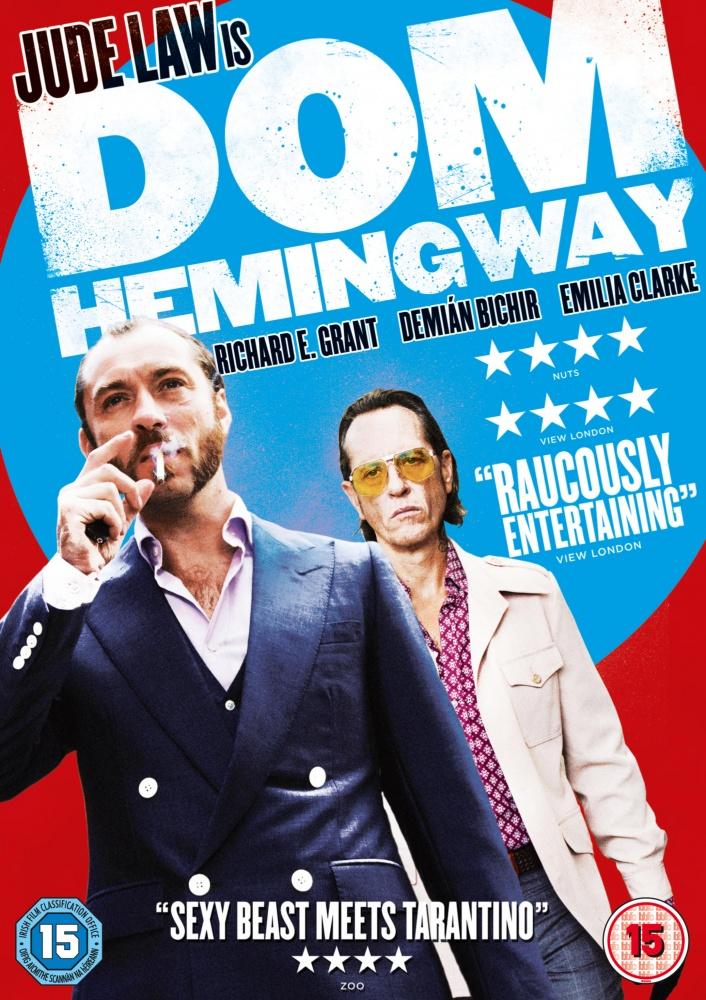 Дом Хемингуэй - Dom Hemingway