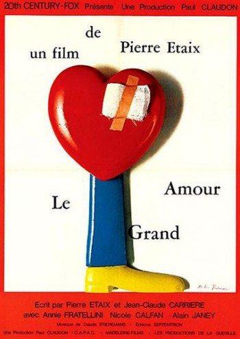 Большая любовь - La grand amour
