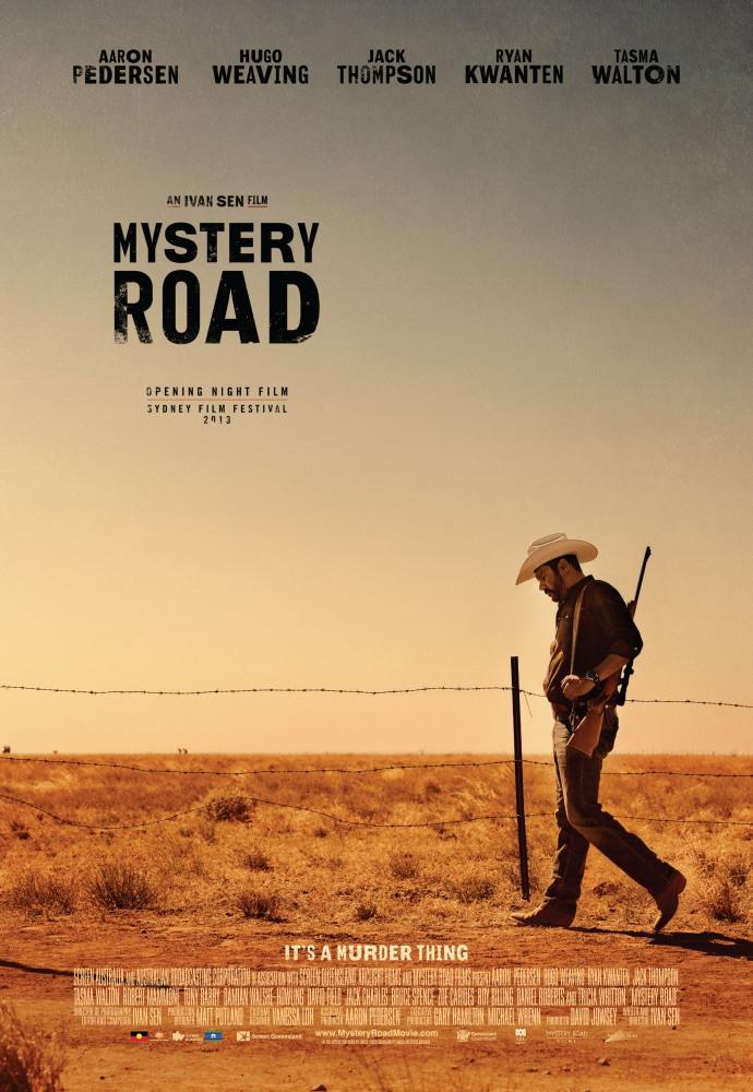 Таинственный путь - Mystery Road