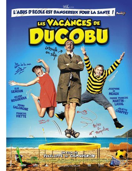 Каникулы Дюкобю - Les vacances de Ducobu