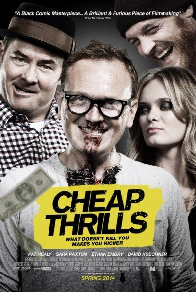 Дешевый трепет - Cheap Thrills