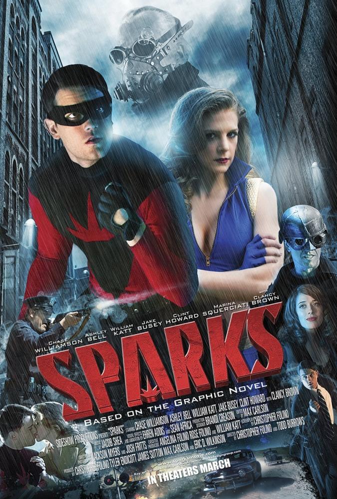 Спаркс - Sparks