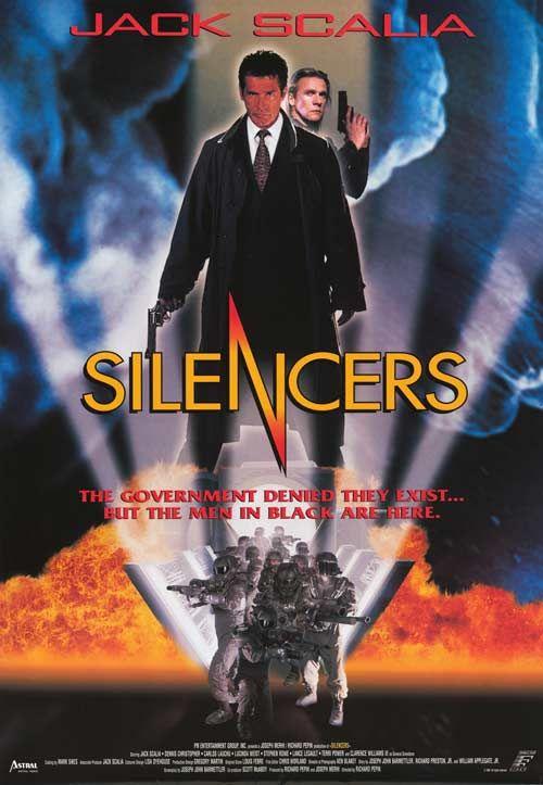 Тайные пришельцы - The Silencers
