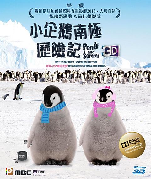 Слёзы Антарктики - Pengi and Sommi