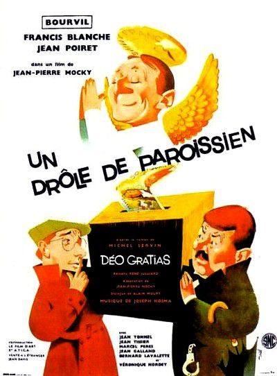 Странный прихожанин - Un drole de paroissien