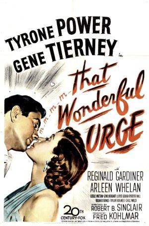 ����� �������������� ����� - That Wonderful Urge
