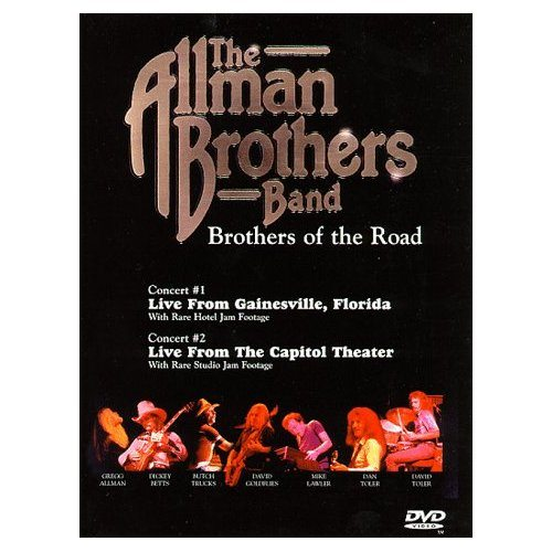 The Allman Brothers Band - Brothers of the Road 1994