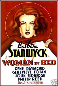������� � ������� - The Woman in Red