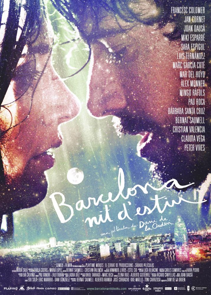 Летняя ночь в Барселоне - Barcelona, nit d'estiu