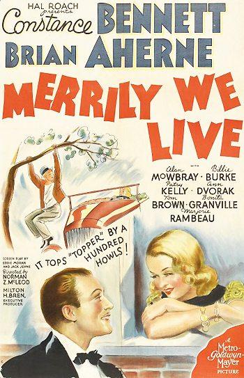 Весело мы живём - Merrily We Live