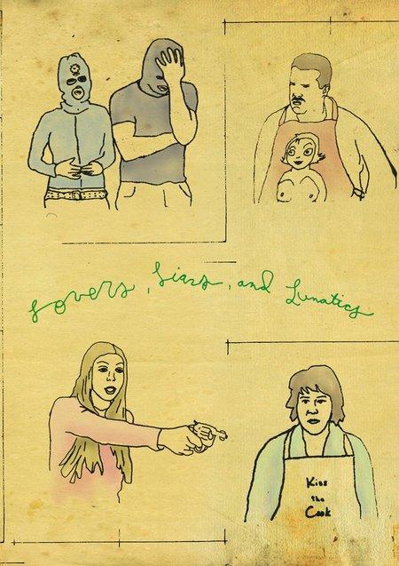 Любовники, вруны и психи - Lovers, Liars and Lunatics