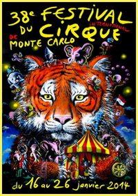 38 ��������� ��������� ��������� � �����-����� - 38 Zirkusfestival Monte Carlo