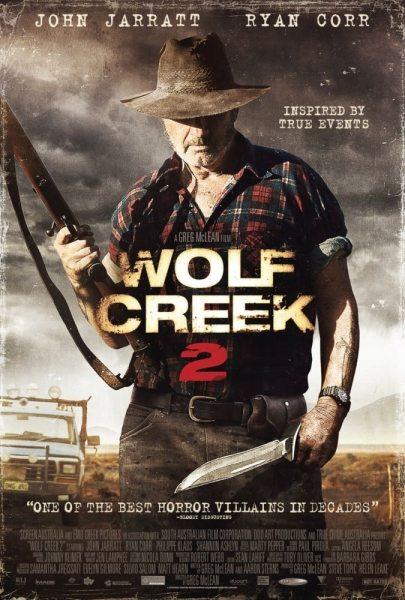 Волчья яма 2 - Wolf Creek 2