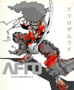 Афро самурай - Afro Samurai