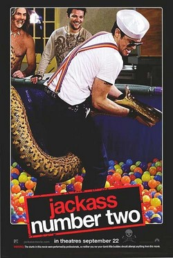 Придурки - Jackass Number Two