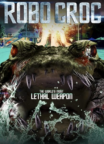Робо-крокодил - Robocroc