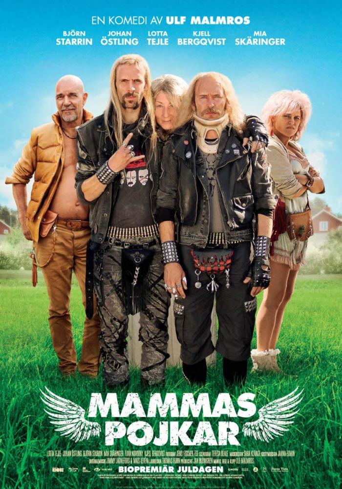 Братья-металлисты - Mammas pojkar