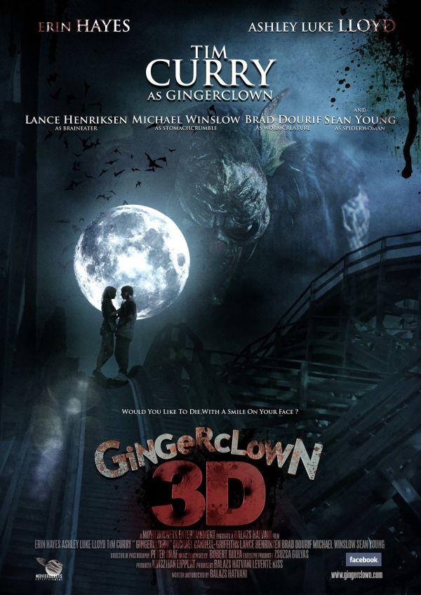 Рыжий клоун - Gingerclown