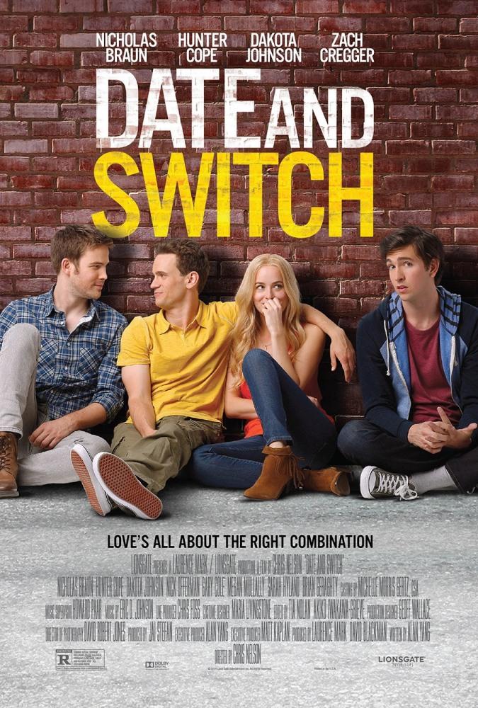 Мой друг - гей - Date and Switch