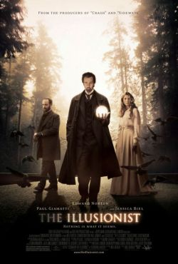 Иллюзионист - The Illusionist