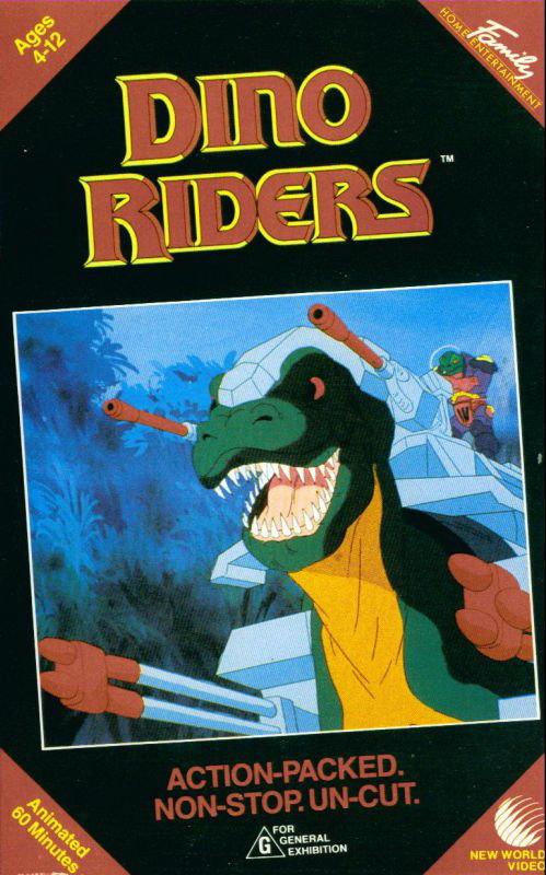 Погонщики динозавров - Dino Riders