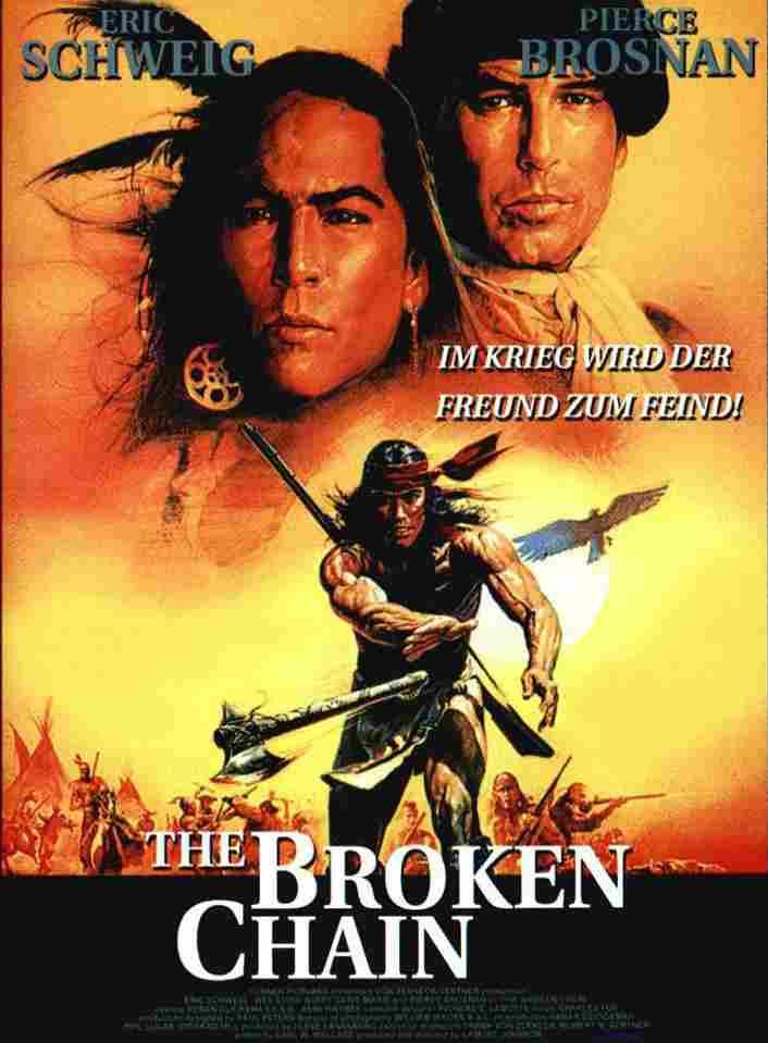 Разорванная цепь - The Broken Chain