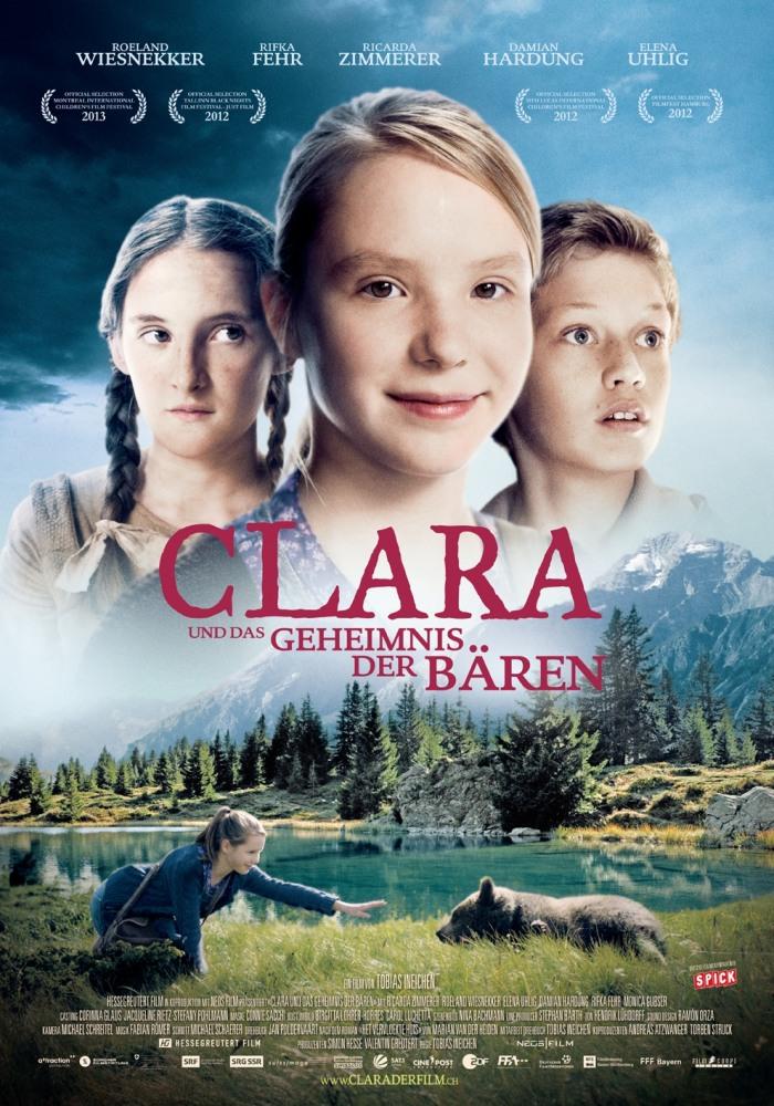 Клара и тайна медведей - Clara und das Geheimnis der Baren