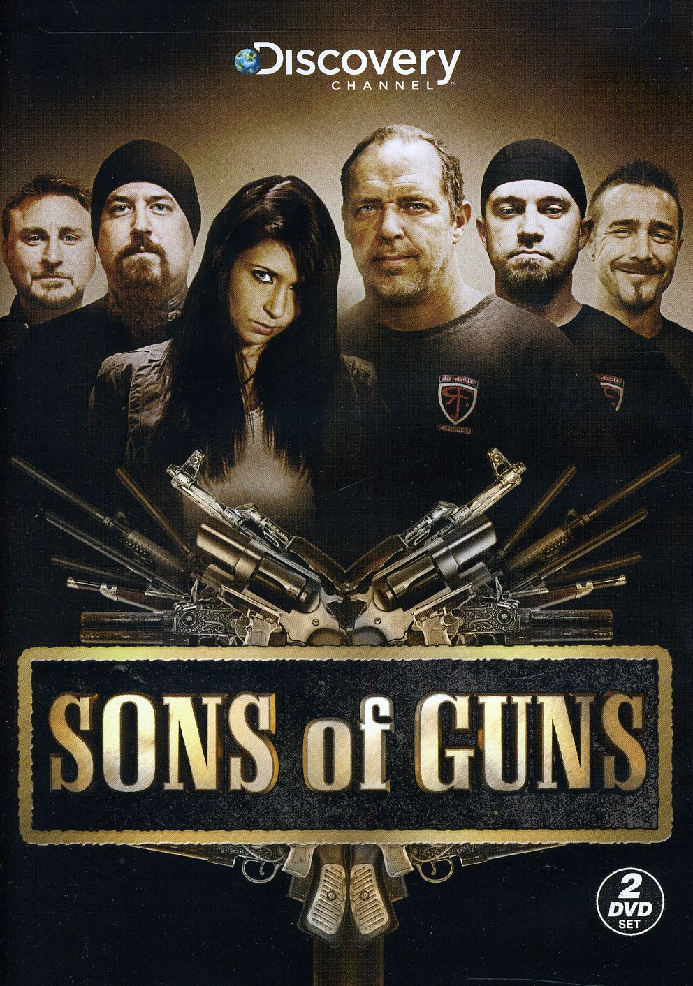 Discovery: ����� � ������� - Sons of Guns