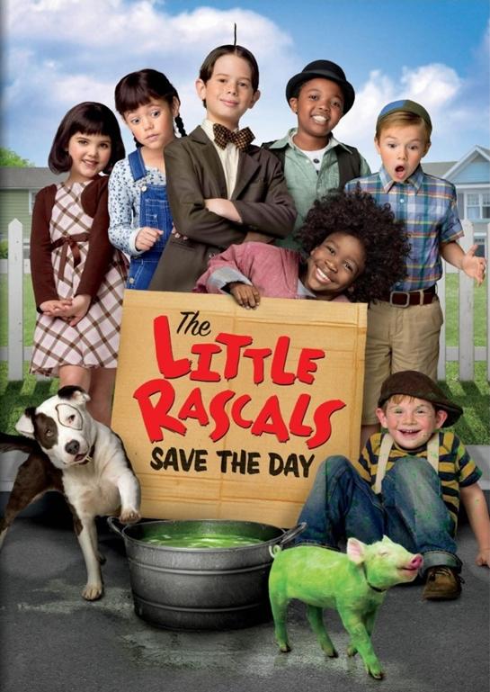 Маленькие негодяи спасают положение - The Little Rascals Save the Day