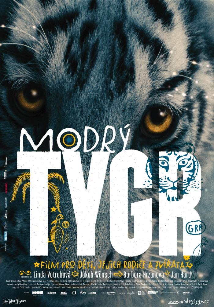 Синий тигр - ModrГЅ tygr