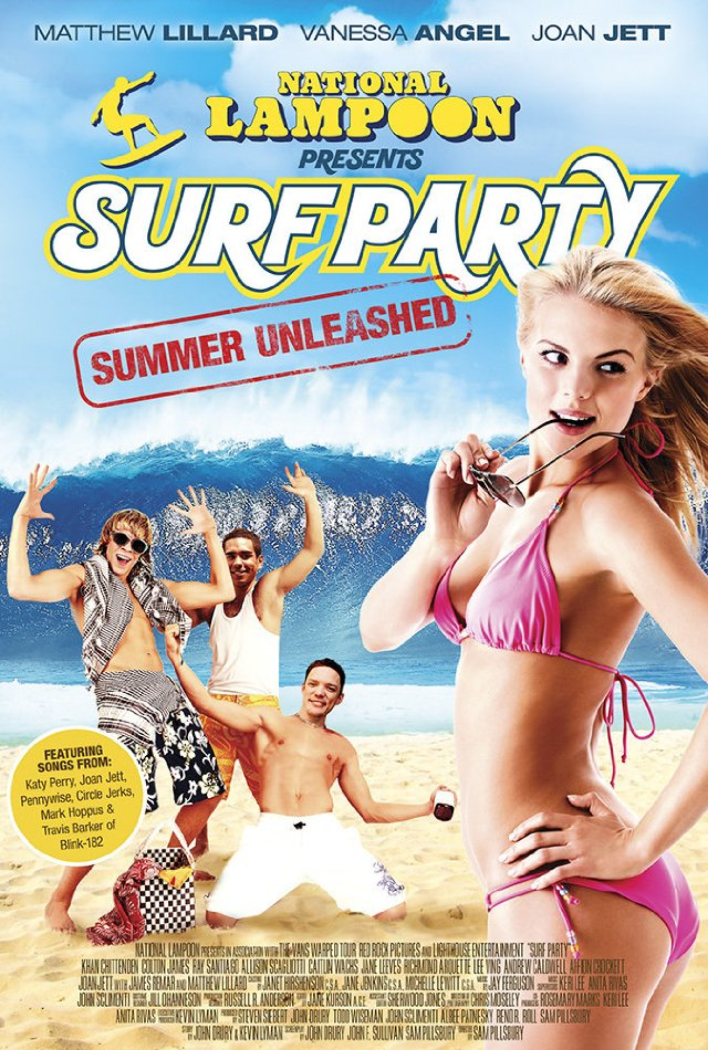Пляжная вечеринка - National Lampoon Presents- Surf Party