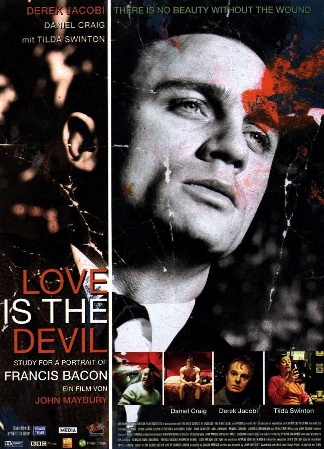 Любовь - это Дьявол. Штрихи к портрету Ф.Бэкона - Love Is the Devil- Study for a Portrait of Francis Bacon
