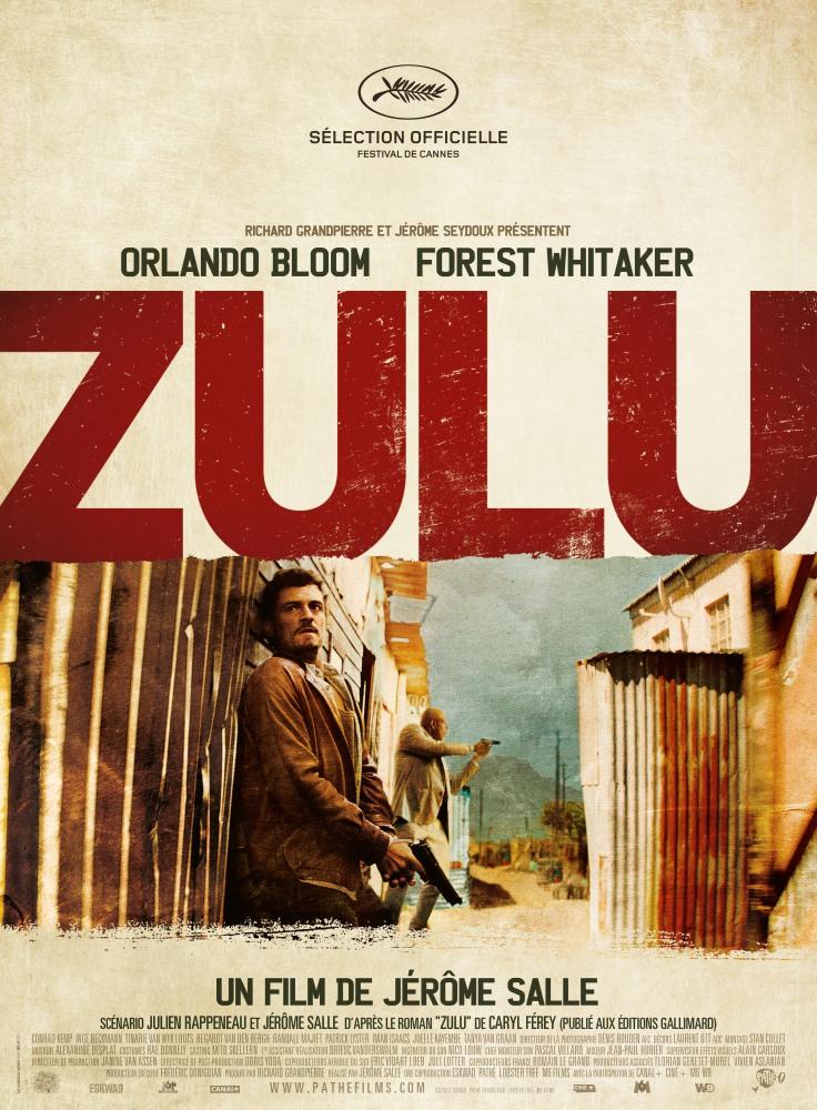 Теория заговора - Zulu