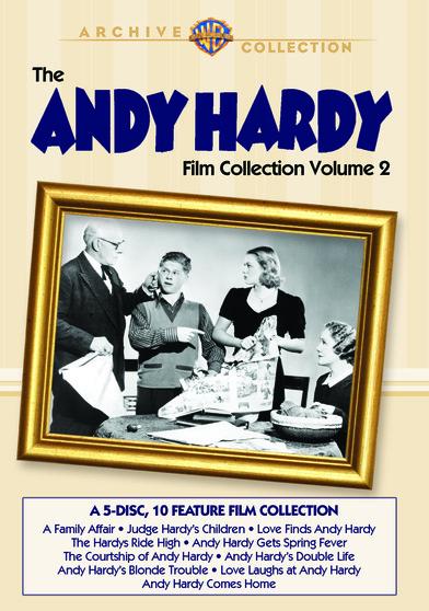 Любовь находит Энди Харди - Love Finds Andy Hardy