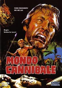 Белая богиня каннибалов - Mondo cannibale