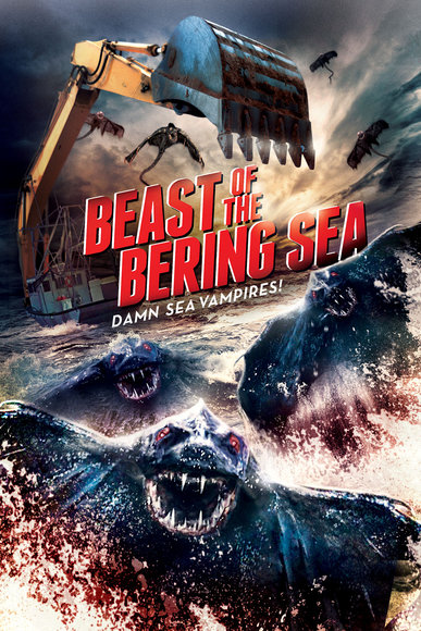 Чудовища Берингова моря - Bering Sea Beast