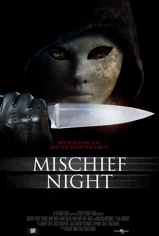 Чудовищная ночь - Mischief Night