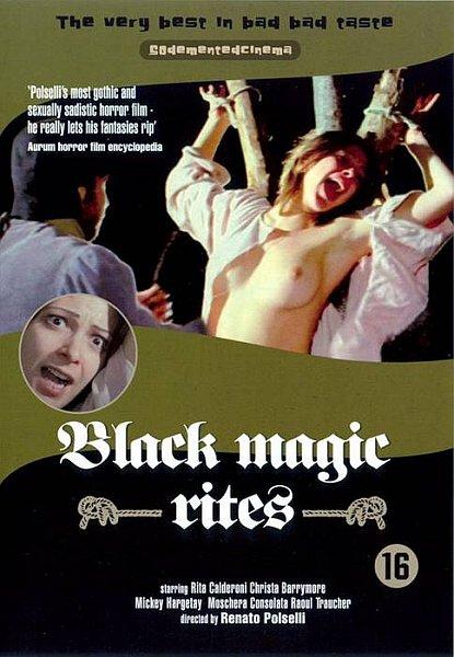 Реинкарнация Изабель - Riti, magie nere e segrete orge nel trecento...
