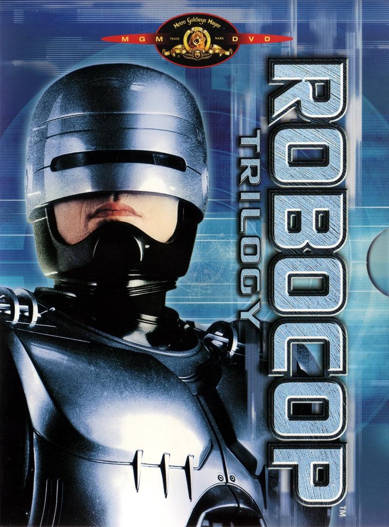 Робокоп: Трилогия - RoboCop- Trilogy