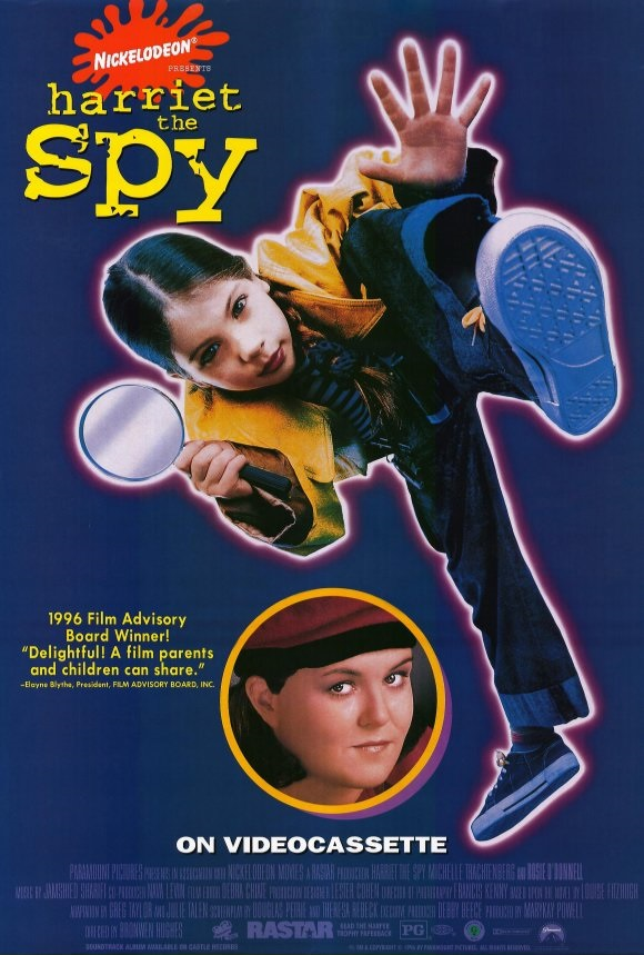 ������� ������� - Harriet the Spy