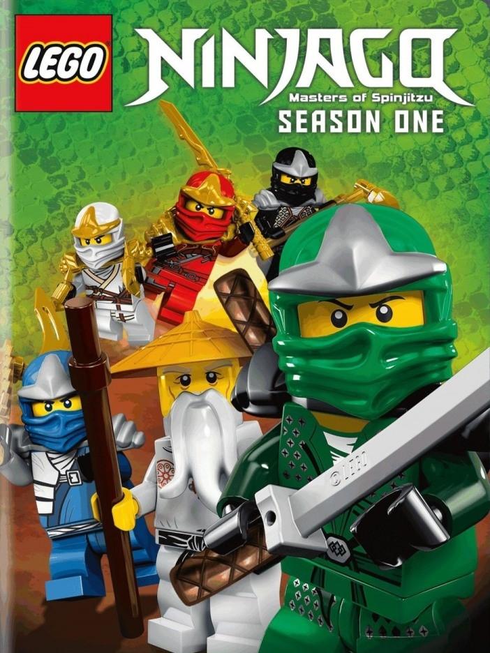 LEGO Ниндзяго: Мастера кружитцу - LEGO Ninjago- Masters of Spinjitzu