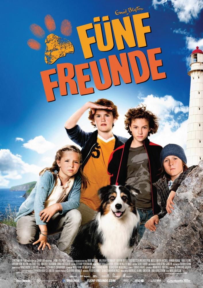 Пятеро друзей - Funf Freunde