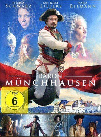 Барон Мюнхгаузен - Baron Munchhausen