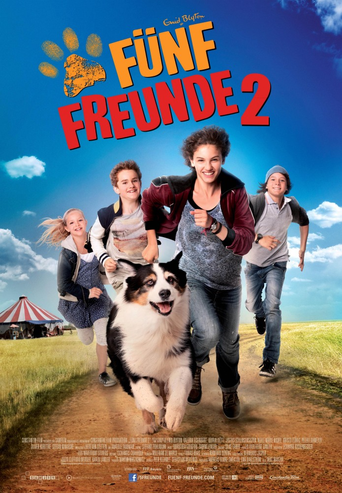 Пятеро друзей 2 - Funf Freunde 2