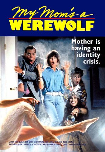 Моя мама – оборотень - My Mom's a Werewolf