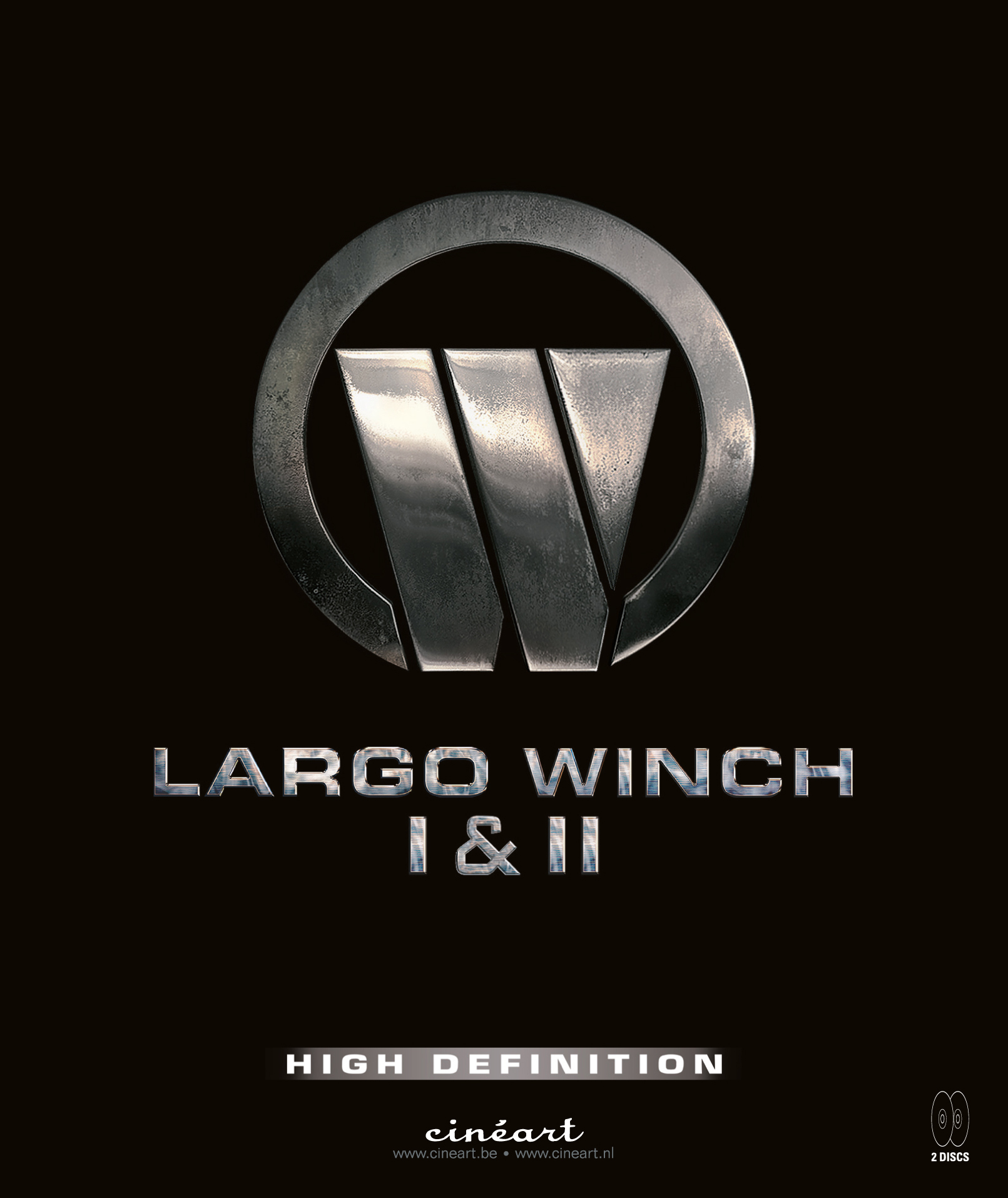 Ларго Винч: Дилогия - Largo Winch- Dylogy