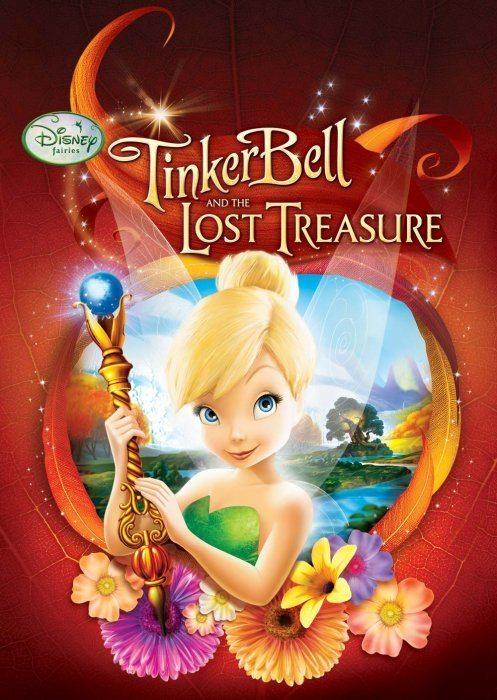 Феи: Сундук с сокровищами - Tinker Bell. Treasure Ghest