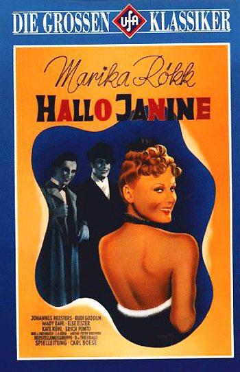 Хелло Жанин - Hallo Janine!