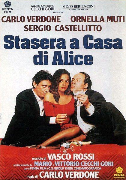 Ночь с Алисой - Stasera a casa di Alice